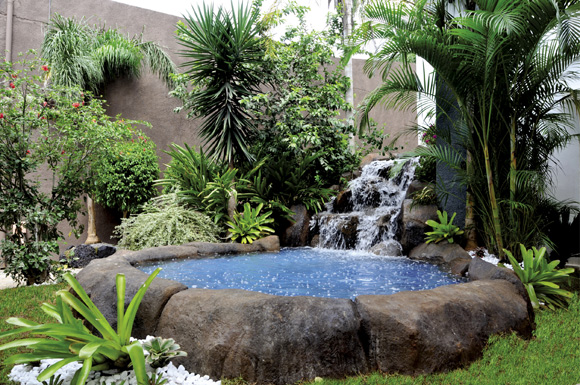 mini jardim em goiania:Tiago Cesar Souza Faria / Juliana S. Oliveira Castro / Mirian Ataíde